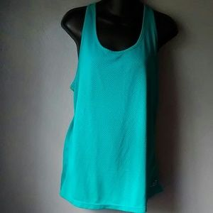 BCG size large racer back sports top.